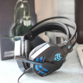 Acetech Headphone Gaming Microphone Gaming LED Legendary