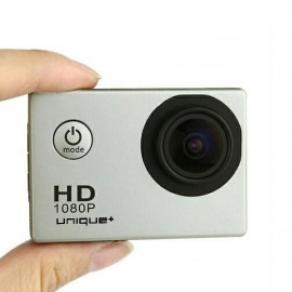 uNiQue Action Cam - Action Camera 1080P - Action Camera 12MP