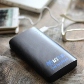 Acetech Powerbank Power Bank 20000mAh Slim