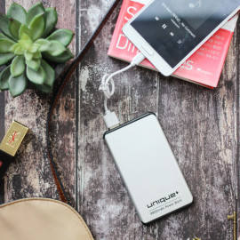 uNiQue Powerbank - Power Bank 8800mAh Slim Edge