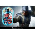 Marvel Optical Mouse Captain America Stand